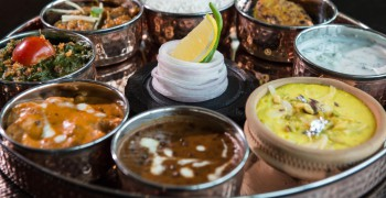 Bombay Brasserie: Traditional Thai Lunch