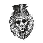 Tipsy Lion