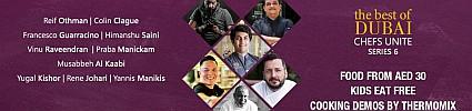 The Best of Dubai: Chefs Unite Series 6