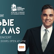The Pointe presents Robbie Williams Live in Concert