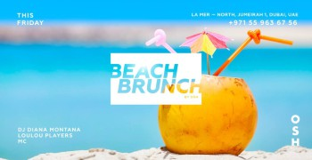 Beach Brunch by OSH