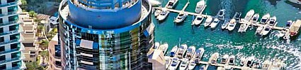 Dubai Marriott Harbour Hotel & Suites