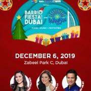 Barrio Fiesta Dubai & Bayanihan 2019