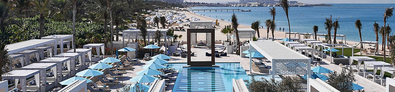 DRIFT Beach Dubai