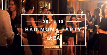 Bā Bad Moms Christmas Ladies Night