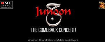 Junoon The Comeback Concert 2019