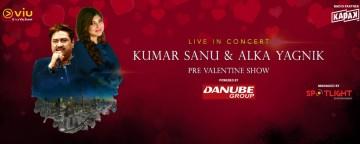 Kumar Sanu & Alka Yagnik Live in Concert