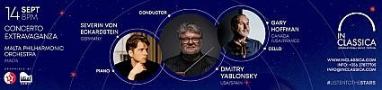 InClassica International Music Festival: Concerto Extravaganza