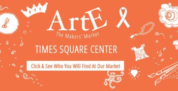 ARTE The Makers Market Times Square - Feb 2018
