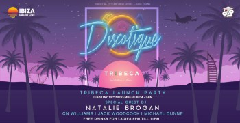 Discotique Tribeca Launch Party