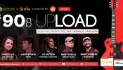 90's Upload w/ Cooky Chua, Glenn Jacinto, Lei Bautista & More