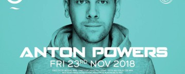 Ritual presents Anton Powers