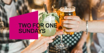 W XYZ Bar Two For One Sundays