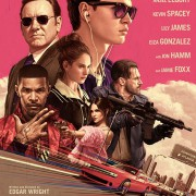 Urban Outdoor Cinema: Baby Driver