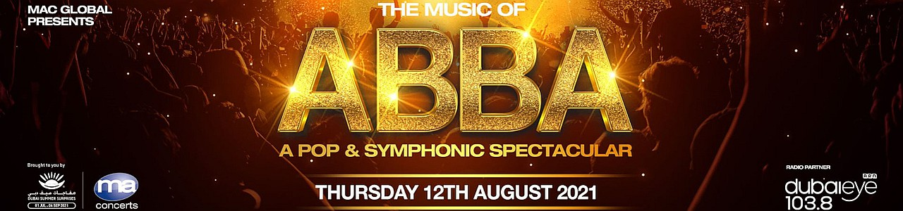 The Music of ABBA: A Pop & Symphonic Spectacular