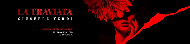 National Opera of Ukraine: La Traviata - CANCELLED