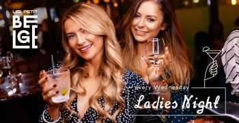 Le Petit Belge Motor City Ladies Night