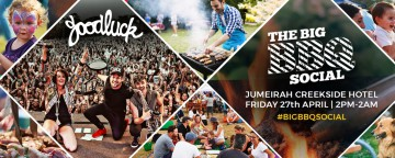 The Big BBQ Social w/ Goodluck