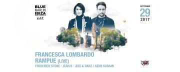 Francesca Lombardo & Rampue (Live)