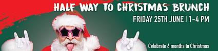 McGettigan's JLT: Halfway to Christmas Brunch