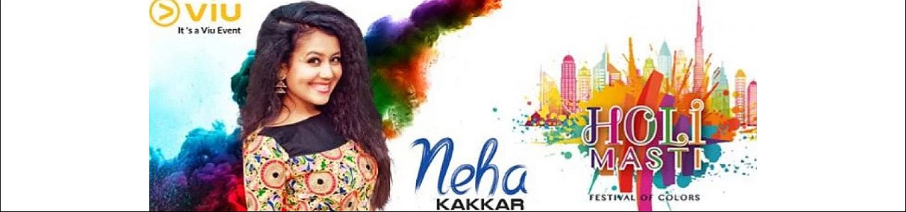 Holi Masti 2019 feat. Neha Kakkar