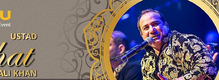 Ustad Rahat Fateh Ali Khan Live in Dubai - Just Qawali 2018