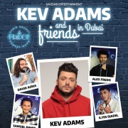 Kev Adams & Friends in Dubai