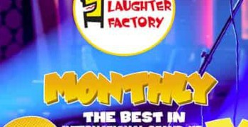 The Laughter Factory w/ Mick Ferry, Christian Schulte-Loh & Paul Tonkinson  - Oct 2018