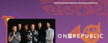 Mastercard Presents The Emirates Airline Dubai Jazz Festival 2020 w/ OneRepublic - Day 3