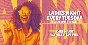 Wavehouse Ladies Night