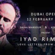 Iyad Rimawi Love Letters from Damascus