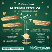 McGettigan's Autumn Festival 2020