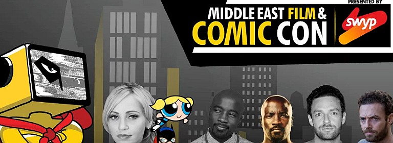 Middle East Film & Comic Con (MEFCC) 2019