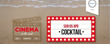 Cinema on the Sand presents Cocktail