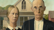 Paint & Grape: American Gothic