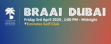 Braai Dubai 2020