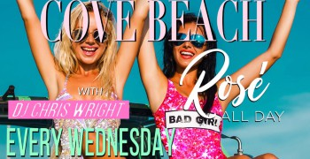 Cove Beach Rose All Day Ladies Day - CANCELLED