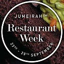 Jumeirah Restaurant Week 2018: Nomad 3 Course Menu