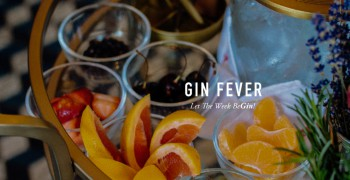 The Maine Street Eatery Gin Fever