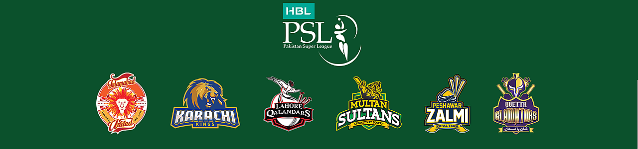 PSL 2019: Lahore Qalandars v Quetta Gladiators & Karachi Kings v Islamabad United - 27 Feb