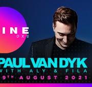 Paul van Dyk with Aly & Fila - Shine DXB