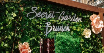 Secret Garden Brunch