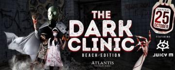 Nasimi Beach: The Dark Clinic Halloween Party