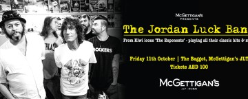 McGettigan's presents The Jordan Luck Band