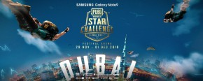 PMSC (PUBG MOBILE Star Challenge) Global : The Final Circle