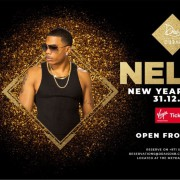 Drai's Dubai: New Year's Eve in Dubai 2019 w/ NELLY