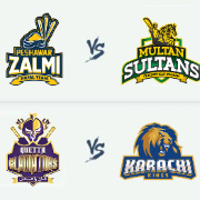 PSL 2019: Peshawar Zalmi v Multan Sultans & Quetta Gladiators v Karachi Kings - 24 Feb