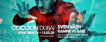 Soho Beach DXB Cocoon Dubai with Sven Väth and Rampa VS &ME