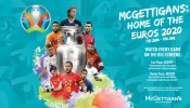 McGettigan's DWTC Euro 2020
