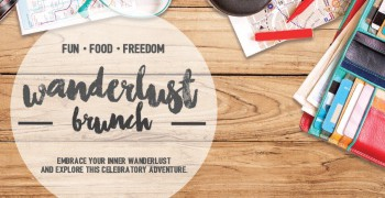 Garden: Wanderlust Friday Brunch